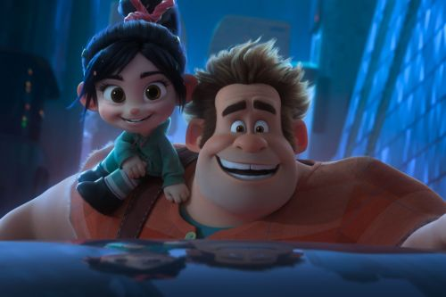 Ralph Breaks the Internet's directors say the Gord character came from a weird, bad joke