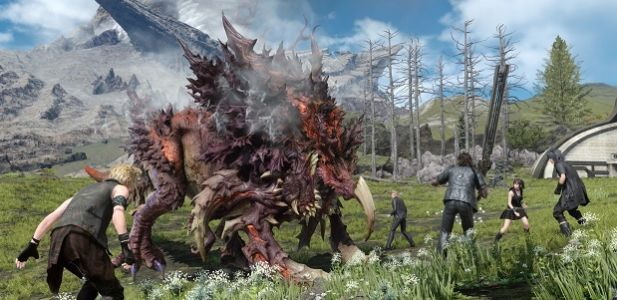 Hands on with Final Fantasy XV in bonkers 4K