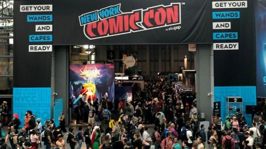 New York Comic Con Canceled With a Move to an Online Convention
