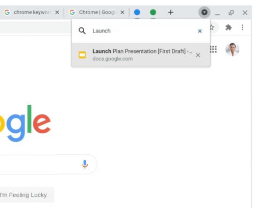 Chrome OS 87 adds a tab search tool and battery status for Bluetooth accessories