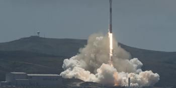 Research and Communication Missions Share a Ride on SpaceX Rocket