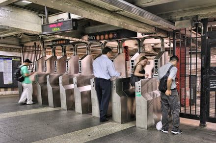 At last, New York City subway to ditch MetroCard in favor of tap-to-pay
