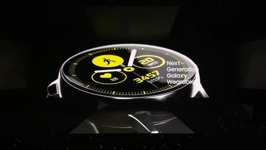 Samsung Galaxy Watch Active is a sportier version of last year's best smartwatch