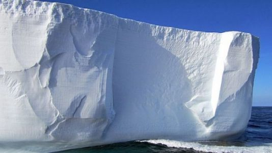 Scientists Study Ancient Icebergs For Clues About Modern Climate Change