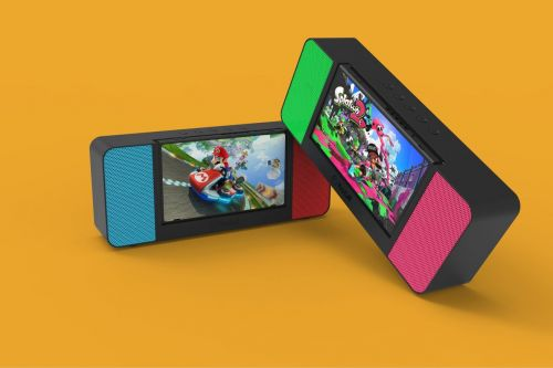 YesOJO's Switch speaker dock looks like a slick way to play on the go