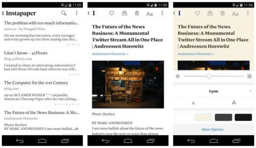 Instapaper splits from Pinterest, goes solo once more