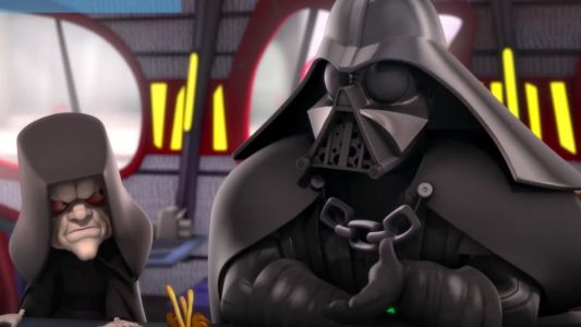 The Trademark For That STAR WARS: DETOURS Series From The ROBOT CHICKEN Guys Has Been Renewed