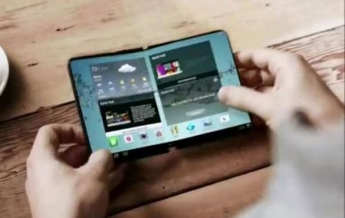 "Samsung SM-G888N0 ""Galaxy X"" foldable phone certified in Korea"