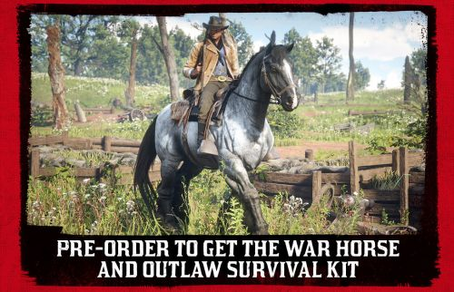Red Dead Redemption 2 Release Date And Pre-Order Guide In The US
