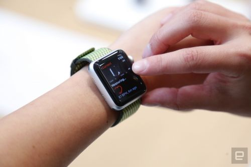 T-Mobile confirms the new Apple Watch will get LTE speeds