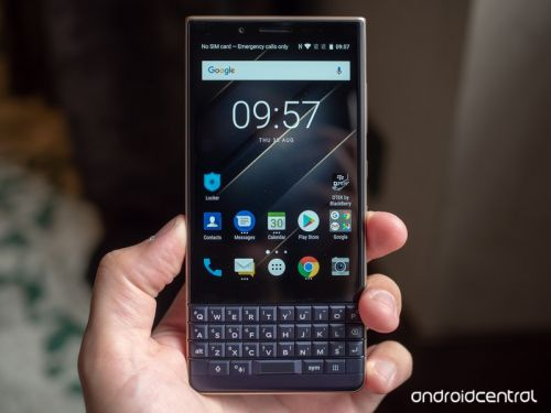 BlackBerry KEY2 LE coming to Verizon small business customers in January