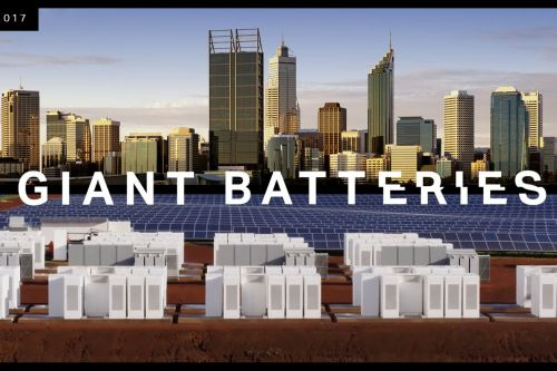 Why the future of the power grid depends on giant batteries