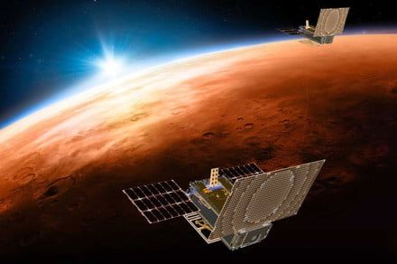 Here's how the InSight mission to Mars will confirm its landing to NASA