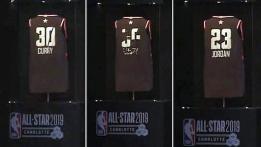 NBA's App-Controlled 'Smart Jersey' Can Change Your Player Name and Number