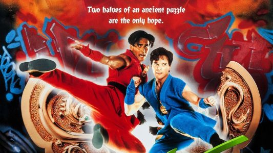 Double Dragon - The Forgotten Bad Video Game Movie