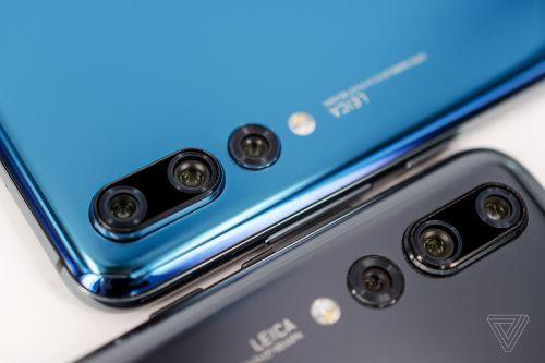 Huawei will bring the P20 series to Canada next month