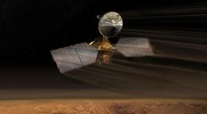 Mars Reconnaissance Orbiter in Standby Mode After Battery Malfunction