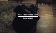 """Samsung unveils new """"Over the Horizon"""" ringtone for Galaxy S9"""