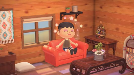 Animal Crossing: New Horizons player discovers a special leap year birthday message