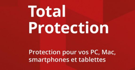 Bon plan:  l'antivirus McAfee Total Protection 2018 à 11€99