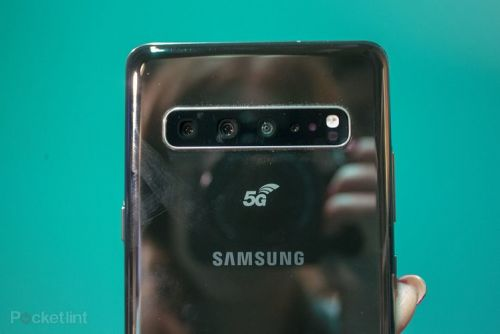 Samsung Galaxy S10 5G coming to EE in UK