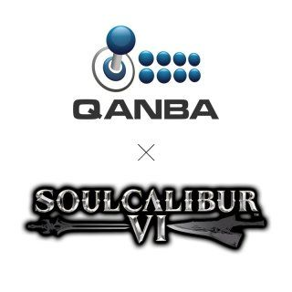 Qanba is releasing a limited-edition SoulCalibur VI Obsidian fight stick with stunning new panel artwork