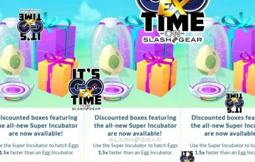 Pokemon GO: Super Incubator event and 2km egg contents