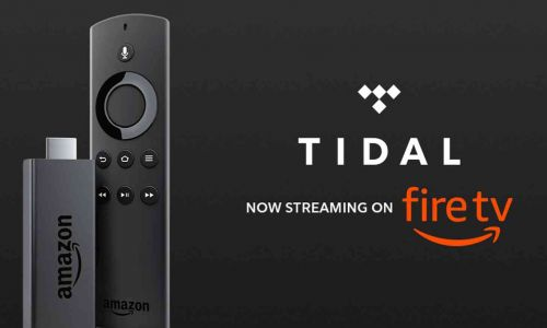 Tidal now available on Amazon Fire TV and Android Auto