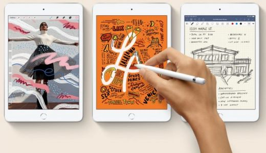 Apple Quietly Releases New iPad mini and iPad Air