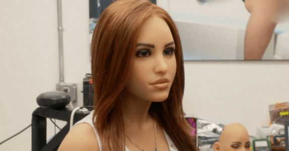 3D-printed sex robots are cheaper and more lifelike than ever