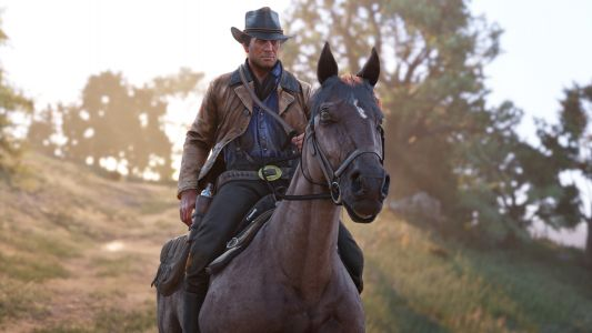 Download Red Dead Redemption 2 today - seriously do, it's massive