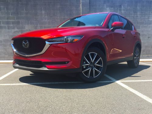 We drove a $35,000 Mazda CX-5 SUV to see how it stacks up against rivals from Honda and Toyota - here's the verdict