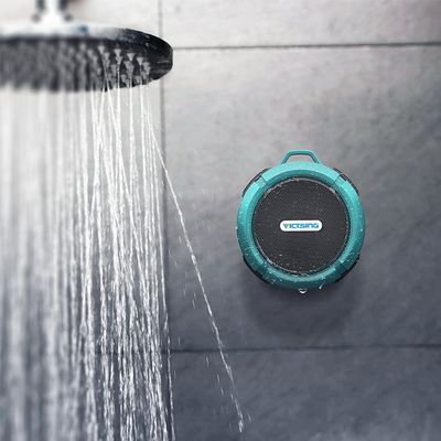 This $12 Bluetooth speaker is meant to be used anywhere, even the shower