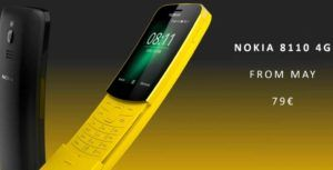 This is the new Nokia 8810 4G