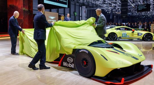 2018 Geneva Motor Show: Top 10 Cars for People Richer than Us