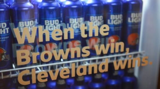 World's Cruelest Beer Fridge Only Opens When The Cleveland Browns Win