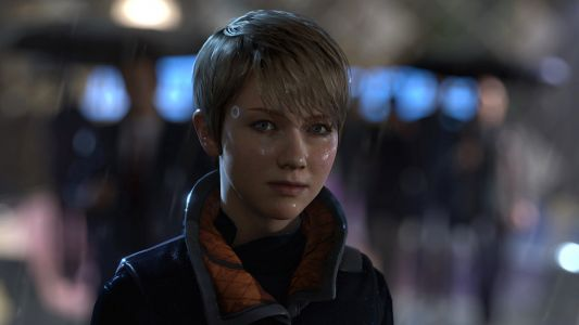 Explore PlayStation 4's 'Detroit: Become Human' next spring