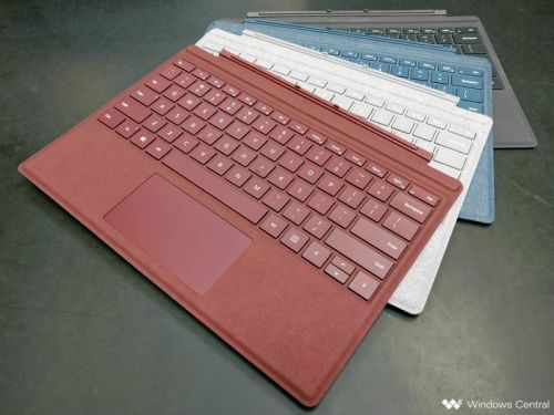 Can you use your old Type Cover with the Surface Pro 7?