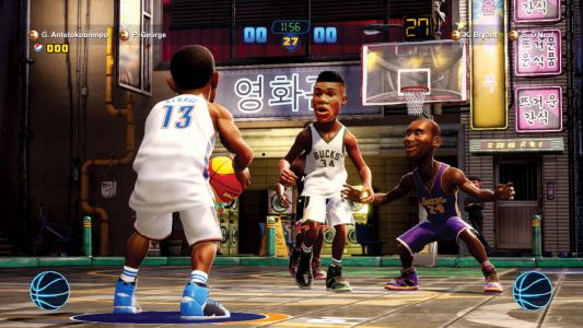 NBA 2K Playground 2 Gets Release Date And New Trailer