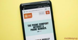 Public Mobile offering $25 credit to both you and a friend on referral