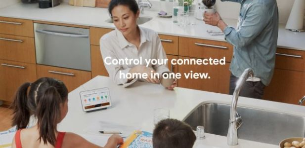 Google Home Hub is built to be the center of your smarthome