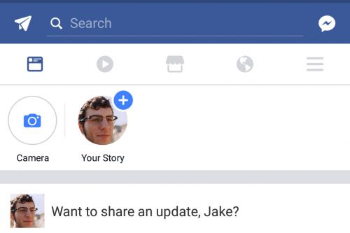 Facebook is testing desktop uploads for Stories to make the feature stick