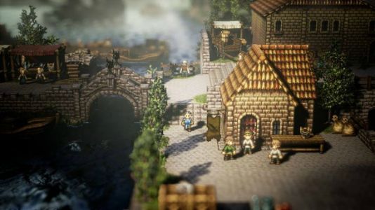 Project Octopath Traveler Details From Nintendo Direct, Demo Today