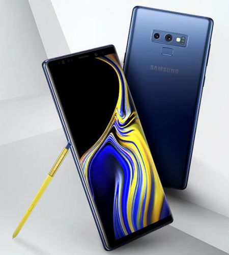 Galaxy Note 9 image leaks show off the upcoming Samsung flagship