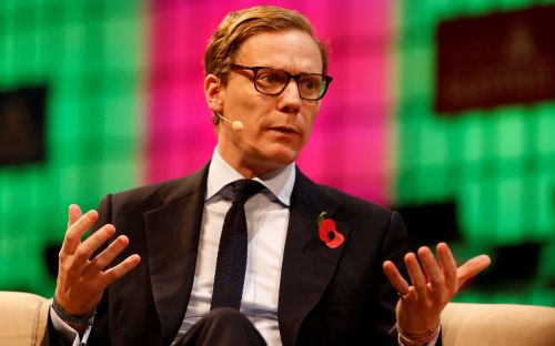 Cambridge Analytica suspends chief executive Alexander Nix