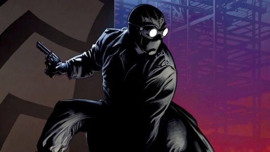 Nicolas Cage is Channeling Humphrey Bogart For His Spider-Man Noir Character in SPIDER-MAN: INTO THE SPIDER-VERSE