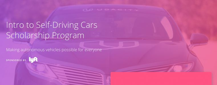 Lyft offers 400 scholarships for online self-driving car course