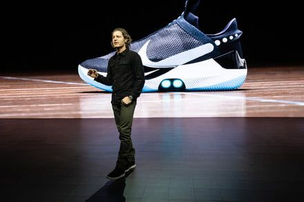 Digital Trends Live: Self-lacing shoes, the future of humanity, and more