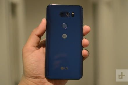 LG V30S ThinQ hands-on review
