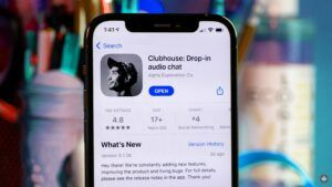 What do you think about group voice chat app Clubhouse?